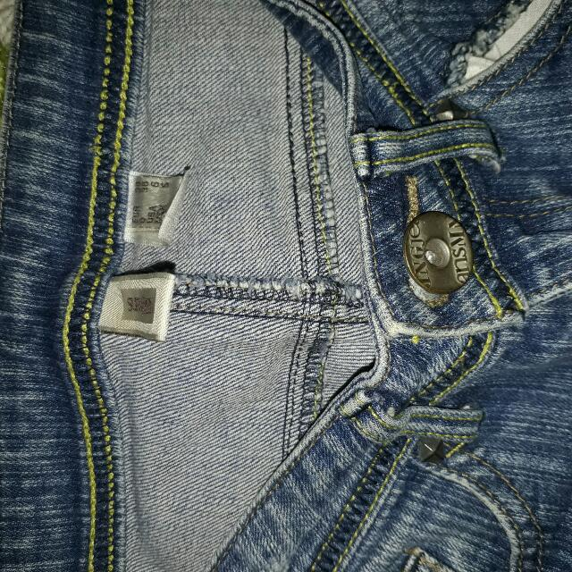 Mango Straight Cut Jeans
