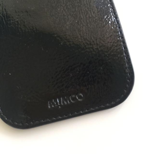 Mimco Iphone 5/Ipod Slip Case