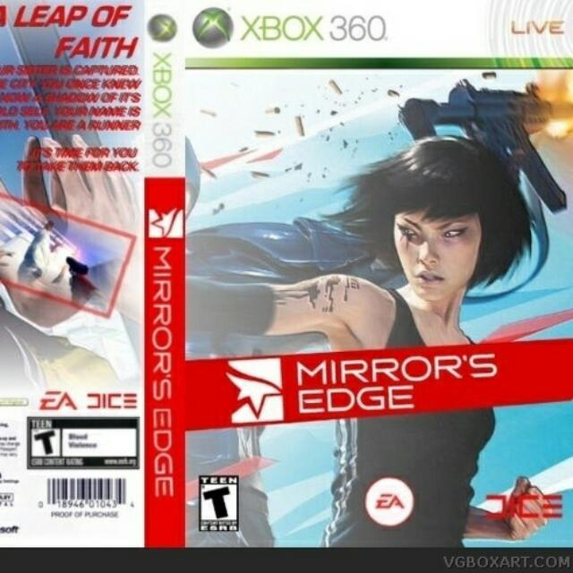 Mirror Edge Xbox