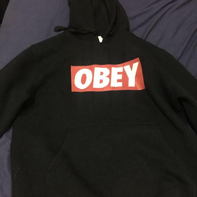 Obey Jumper Hoodie