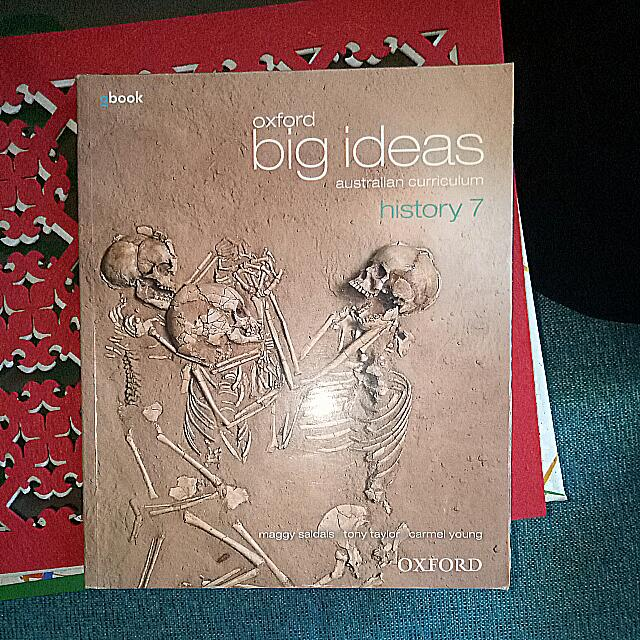 Oxford Big Ideas Year 7 History