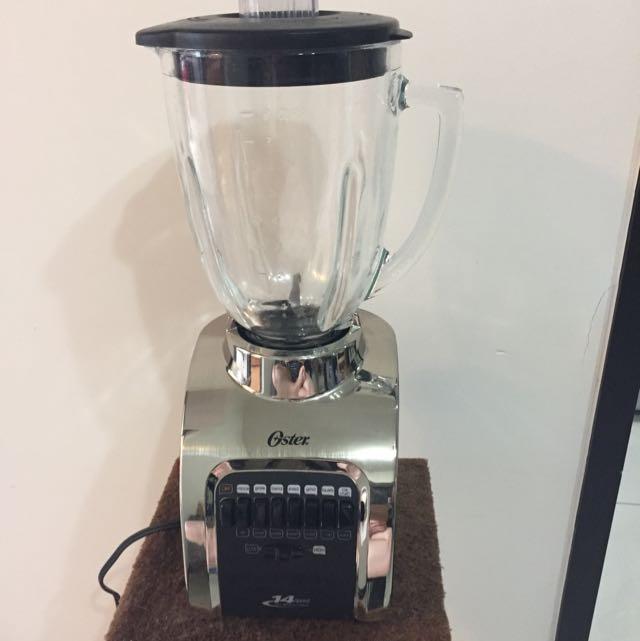 美國知名品牌OYSTER果汁機