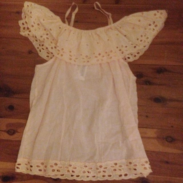 Pink Cocolatte Shirt Size 10
