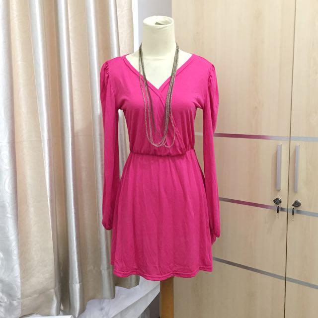Pinky Dress