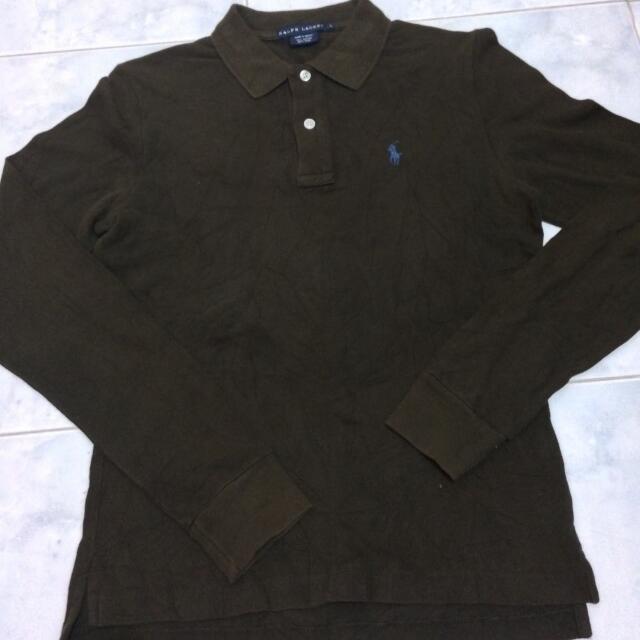 Polo Shirt Long Sleve Ralph Lauren Original