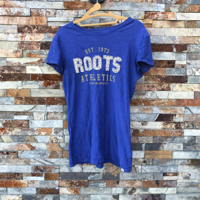 ROOTS T恤