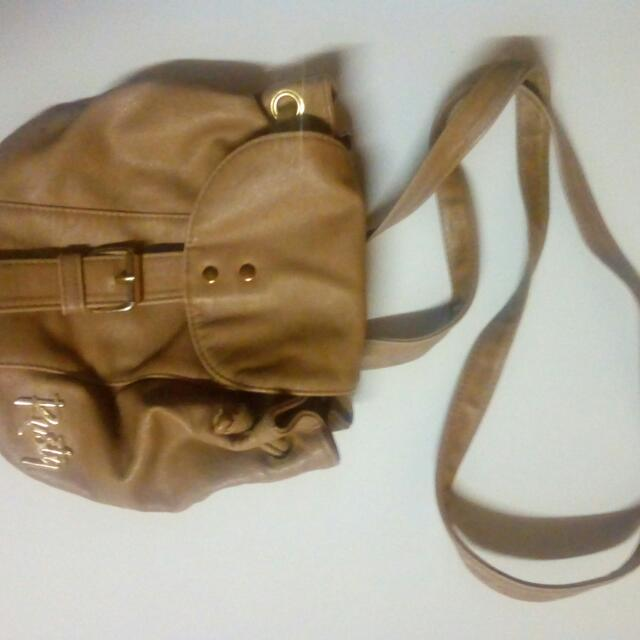 Rusty Pouch Bag $5