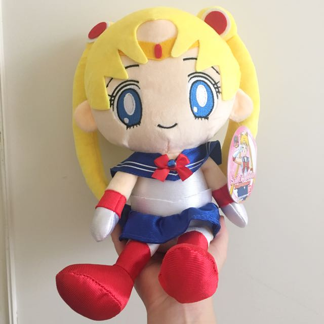 Sailormoon Plushie