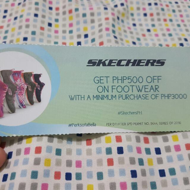 Skechers Gift Voucher / Discount Coupon