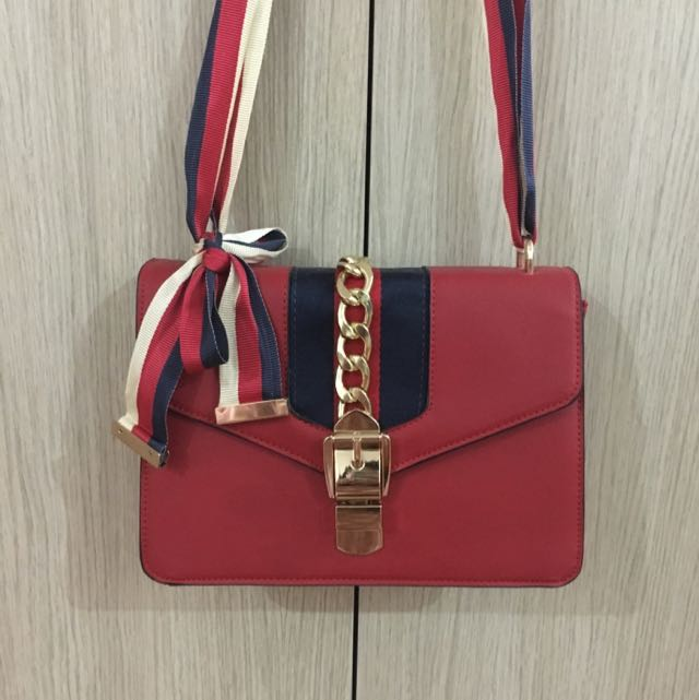 SM Woman's Gucci Inspired Bag