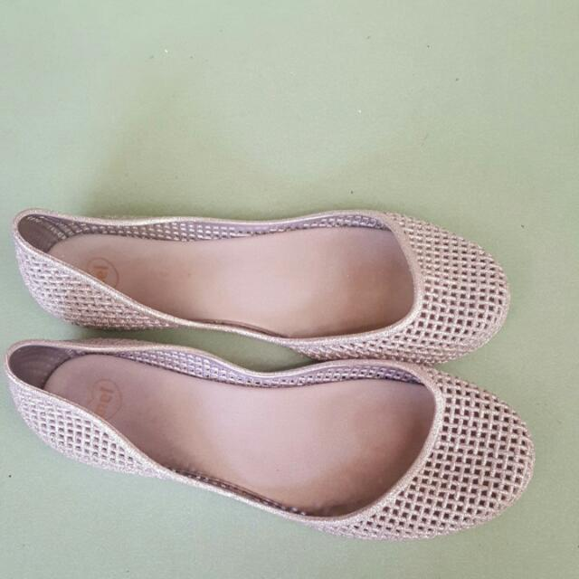 Sparkly Melissa Sparkly Sparkly Flats Silver Silver Melissa Sparkly Flats Flats Silver Melissa JTK1culF3
