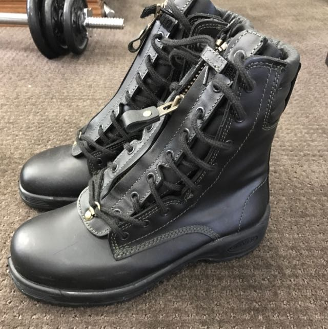 Steel Cap Work Boots