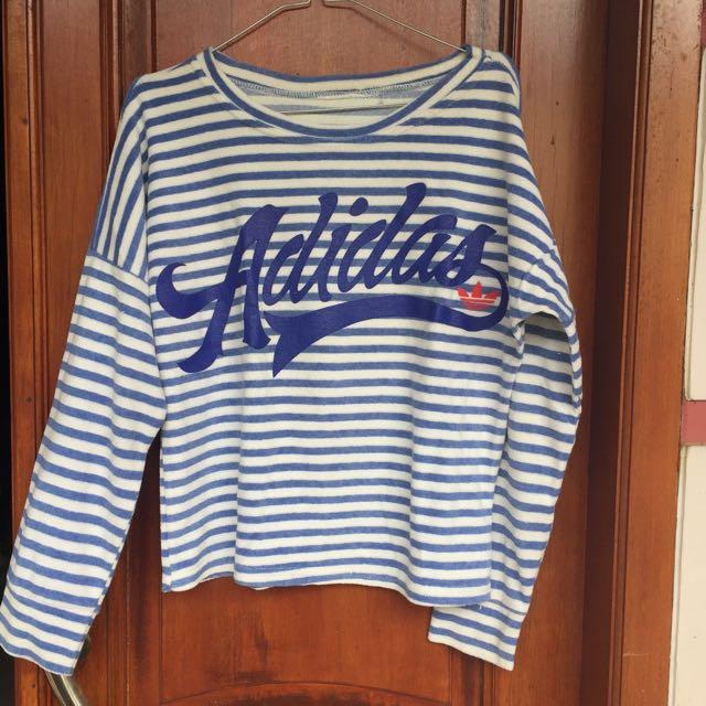Sweater Adidas Stripes Bkk