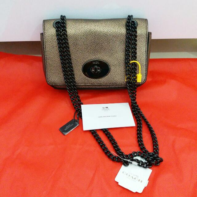 tas coach new with tag original authentic kate spade mk michael kors furla fossil marc jacob