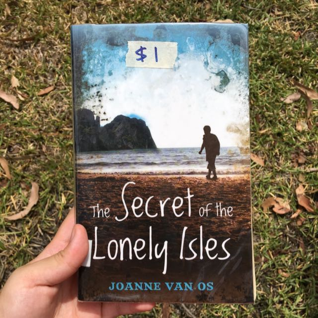 The Secret Of The Lonely Isles