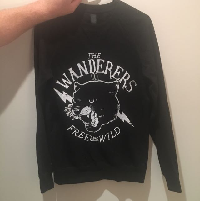 THE WANDERERS CO. Panther Jumper