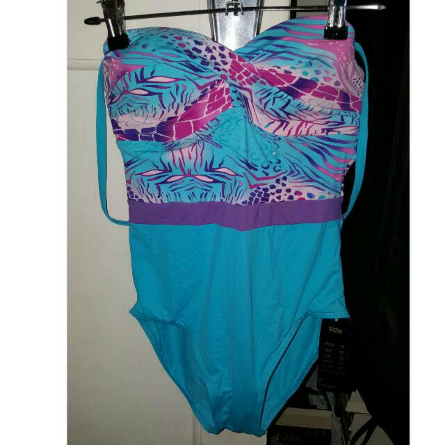 Togs One Piece Swimsuit 10