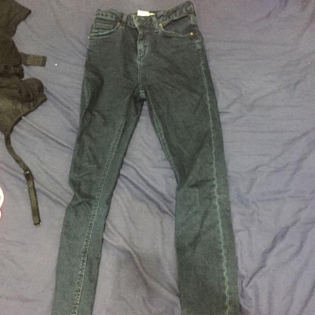 """Topshop """"Jamie"""" Skinny Jeans"""