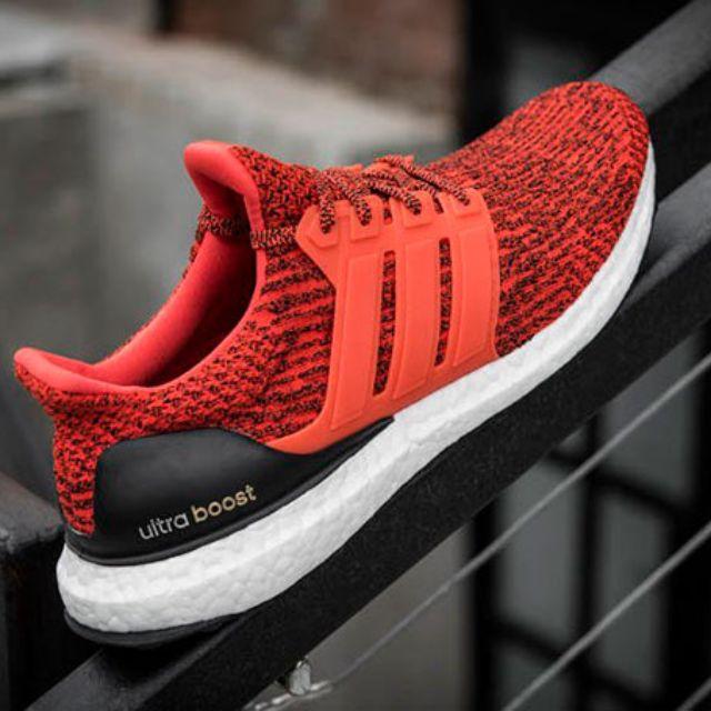 baf16f4bc UNRELEASED  Adidas Ultra Boost 3.0 - Lava Red