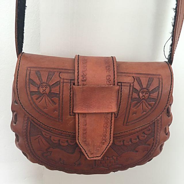 Women's Handbag From South America