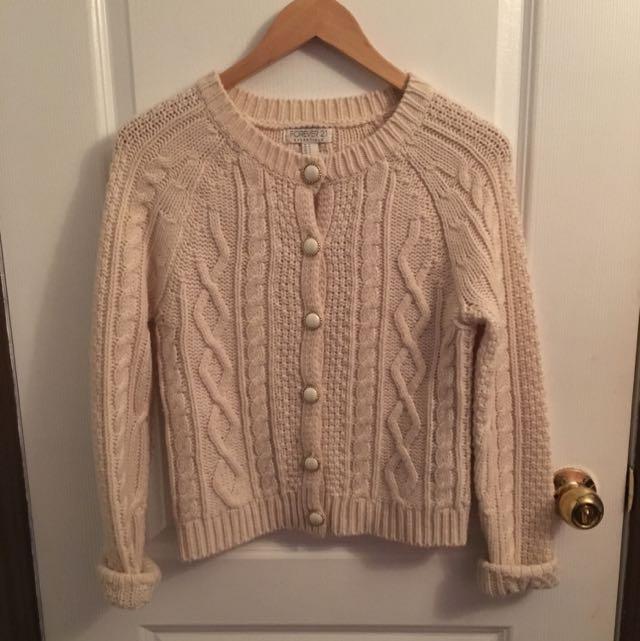 Wool/Acrylic Sweater