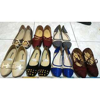 Doll Shoes All New (Different Sizes)