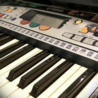Yamaha PSR 160 Electric Piano Keyboard