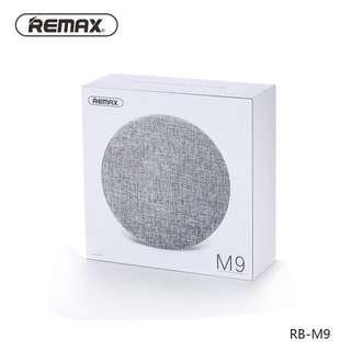 REMAX 藍芽喇叭 新款 文青風 藍芽4.0可通話