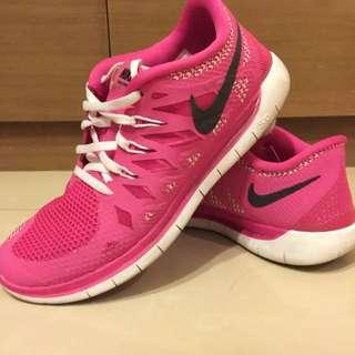 Nike 慢跑鞋 Free 5.0