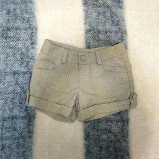 冬季 短褲