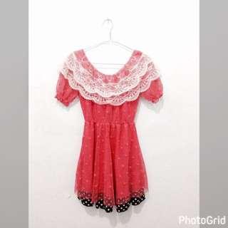 Princess Dress - Pink