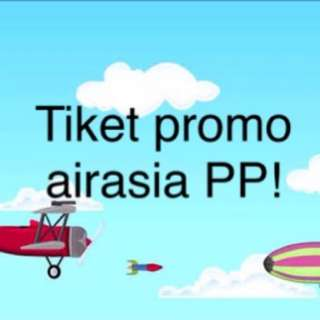 Promos Tiket PP Airasia