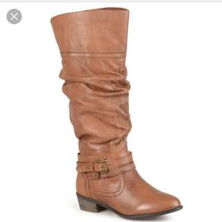 Brand New Size 8.5 Steve Madden Brown Tall Boots