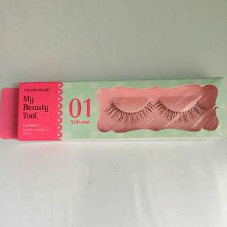 Étude House Brand New Lashes With Glue