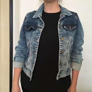 Cotton On Denim Jacket M