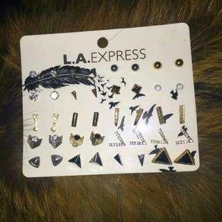 L.a Express Earrings