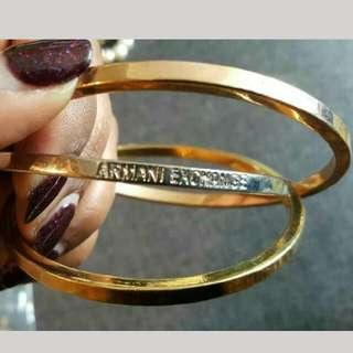 Armani Ex Necklace And Bracelets