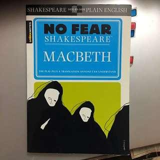 No Fear Shakespeare: Macbeth Translation