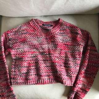 Mossman Crop Knit