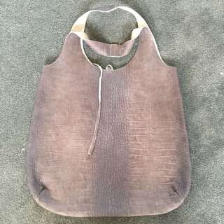 LuRi Italian Leather Hobo Bag