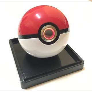 Real Life Metal Pokeball - Electric Pokemon Toy