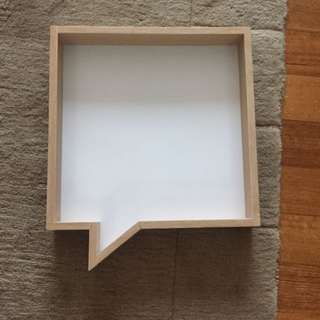 Shaped White Boards