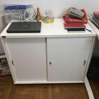 Small Cabinent.  W45  x L90 x H 64 cm.  'Solos' cabinet