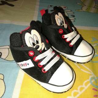 Mickey Mouse Shoes From Disney