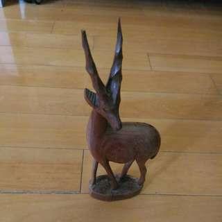 南非的木雕