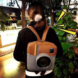 趣味造型相機背包