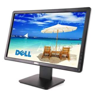 "Brand New Sealed In Box Dell 19.5"" LED E2014H"