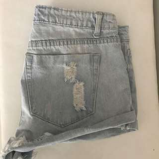 Cotton On | Size 10 | Distressed Shorts