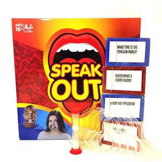 *CNY Special* Speak Out Game Fun