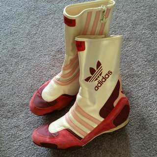Limited Ed. Adidas Boots